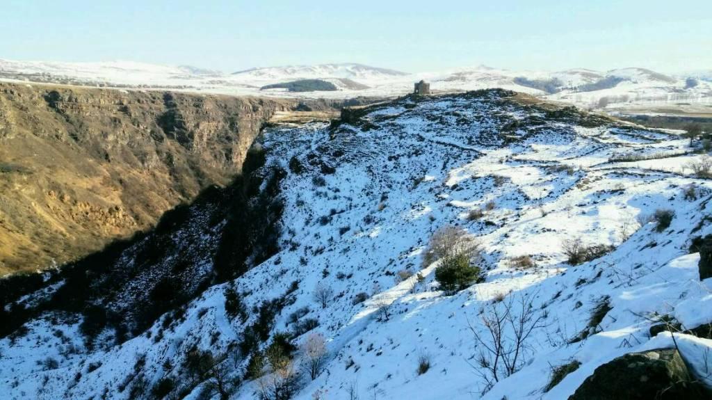 Der Dashbash Canyon ist ein toller Ausflugsort, rund 2 Std von Tiflis entfernt